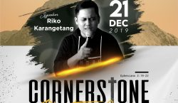 Youth Restoration (YOURS) Adakan Perayaan Natal: Cornerstone
