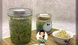 Bumbu Dasar Hijau ala Cooking with Sheila