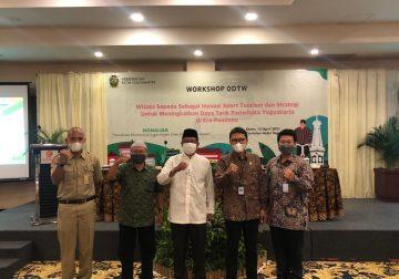 PRESS RELEASE: UKDW Dukung Workshop Pengembangan Daya Tarik Wisata Kota Yogyakarta