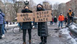 Sentimen Anti-Asia Melonjak, AS Sahkan RUU Kejahatan Rasial