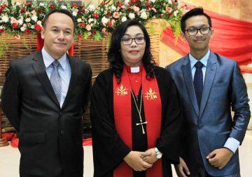 Pdt. Iswari Setyanti M.Min. : Kasih Setia Tuhan Menyertaiku  Selama 25 Tahun Sebagai Pendeta