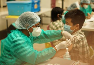 Dukung Program Pemerintah, Sekolah Kristen IPEKA Gelar Sentra Vaksinasi Covid-19