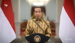 Presiden Joko Widodo Perpanjang PPKM Level 4