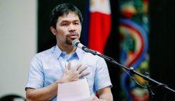 Manny Pacquiao: Siap Bertarung Bagi Rakyat