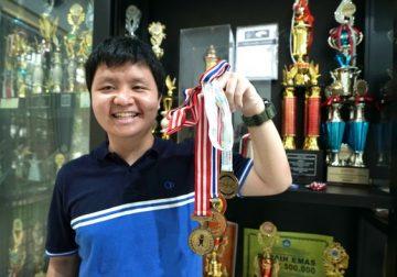 Stanve Widjaja, Peraih Emas Olimpiade Matematika Internasional Asal Tangerang