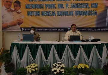Simposium Nasional Konsep Pastoral Pastor Janssen CM