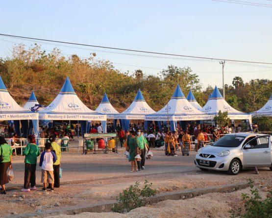 Pemkot Apresiasi Pasar Kuliner Jemaat Klasis Kota Kupang Timur